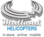 Midland Helicopters - Model Helicopter and Drone Specialists